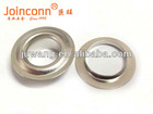 steel eyelets with washer for banner