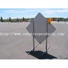 Construction Steel Sign Stand