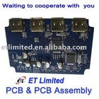 SMT PCBA manufactuer(PCB Assembly manufacturer in shenzhen China)