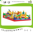 Best selling PVC inflatbale castle for children/amusement park bouncy castle