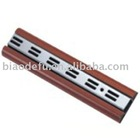AA8 Chrome Plating metal strip with holes