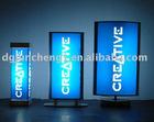 Acrylic advertising lightbox