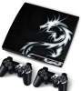 for PS3 Slim skin,for PS3 Slim stickers