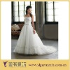 Front Short And Long Back Wedding Dresses