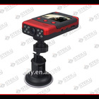 2.4 inch TFT screen Car black box 32GB mobile car dvr with Microphone
