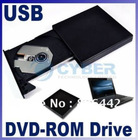 USB 2.0 Slim External DVD-ROM Drive