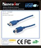 USB 3.0 cable AM to BM