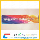Antena self destruct windshield rfid tag