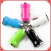 Promotional Gift Bullet Style Cell Phone USB Car Charger