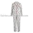 Printed Microfleece Pajama