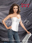 sexy girl satin sexy corset