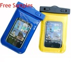 Waterproof Case for Mobile Phone, iPod Touch, Android Smartphones, MP4 Players