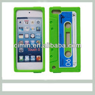 New mould mobilephone 3D cover for iPod touch 5 soft case
