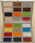 uv colored mdf board