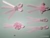 satin ribbon flower