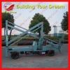 Battery Power Hydraulic Aerial Work Platform 0086 371 65866393