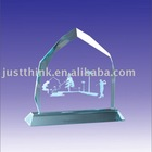 custom crystal award base FZ1044