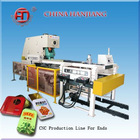 CNC Multiple Die Press Punching Machine for Can Body and Rings