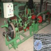 China Barbed Wire Mesh Machine