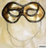 golden eyes mask