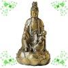 bronze buddha statue(YL-K070)
