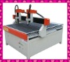1212 advertising cnc router with 2-heads