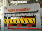 NYJ700/900/1200/multi-layer type double stick thermal-pressing machine hot press machine