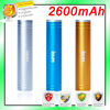 2600mAh Universal Portable Mobile Phone Power Bank for Samsung Galaxy S2/S3