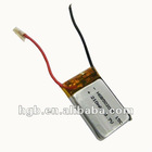RC model rechargeable lithium polymer battery