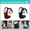 Front & Back Baby Carrier Infant Backpack Sling wine
