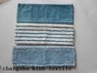Microfiber mop cloth