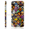 Cute Cartoon Pattern Ultra thin Plastic Case for iPod Touch 5