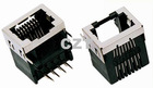 5321-S-H 8P Side EMI Connector