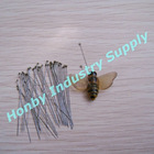 40mm*0.38mm Stainless Steel Insect Entomological Pin