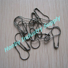 22mm Gourd Gun Metal Color Pear Safety Pin