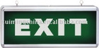 4W Wall Mounted LED light Emergency Exit Sign Lighting