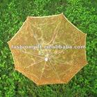 orange umbrella decoration [38CM radius,10 colors for choice]