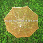 orange umbrella decoration [38CM radius,10 colors for choice]