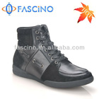 2013AW Mens Lace Up Leather Aankle Boots