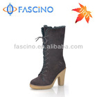2013AW Lace Up Boots For Women