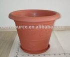 PLASTIC FLOWERPOT (STOCK),new product ,high quality and low price
