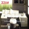 Furniture Rattan Of Synthetic Rattan Furniture Of Outdoor Furniture Hardware Sofa Set (218#)