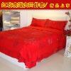 printed cheap bedding sets