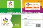 New 3D vip card 3D lenticular membership card 3D promotional cards
