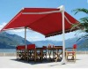 outdoor economic full cassette retractable awning