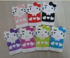 Fashion hot sell!! 3d hello kitty phone case for iphone 4g 4s