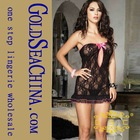 2013 Hot Sale sexy babydoll lingerie xxl