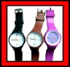 fashion silicone watch