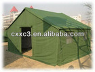 5 persons army green military tent
