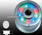 12W led underwater fountain light with stainless steel housing IP68